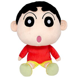 ぬいぐるみ クレヨンしんちゃん しんちゃん (M) おもちゃ 子供 キッズ ベビー 誕生日 プレゼント ギフト ラッピング 人気 キャラクター グッズ 人形 祝い 男の子 女の子 子ども こども 贈り物 癒し 孫 お祝い アニメ 映画 キャラクター おすすめ おもちゃ 送料無料