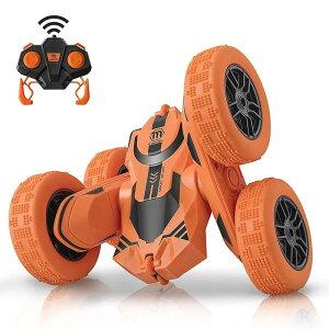 ラジコンカー 人気 おすすめ 速い オフロード 子供 4wd 回転 両面走行 四輪駆動 ドリフト アクション 室内 室外 レース ミニ 小さい 小型 車 おもちゃ 玩具 ギフト ラッピング 誕生日 プレゼン