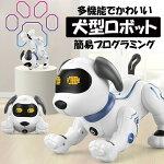 スタントドッグは、誰でもすぐに操作、遊べる犬型ロボットおもちゃです。とてもかわいくて、伏せをしたり、甘える様子は本当の子犬にそっくりで癒されます。