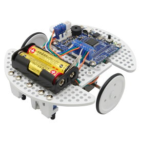 プログラミング教育用ロボット ビュート ローバー H8 [学習教材] 【ヴイストン Vstone】
