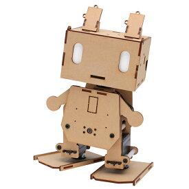 Arduino互換ボード搭載 二足歩行ロボット ピッコロボIoT [入門キット] 【ヴイストン Vstone】