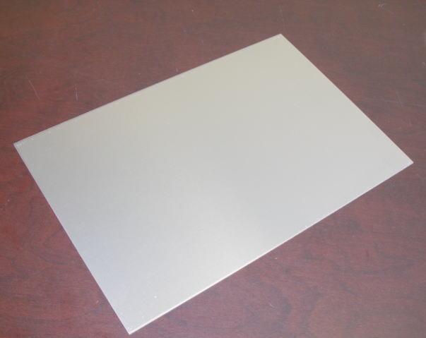 アルミ板 200x100x0.5(mm) 【10枚セット】