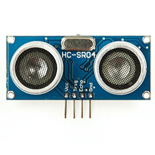 超音波距離センサモジュール HC-SR04 [Arduino センサ関連]