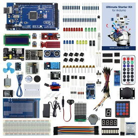 Arduino MEGA用UCTRONICS Ultimateスターター学習キット