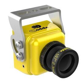 CaddxターボSDR2 FPVカメラ1200TVL(黄色)
