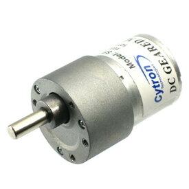 Cytron 12V 75RPM 0.026Kg-m 平歯車モータ