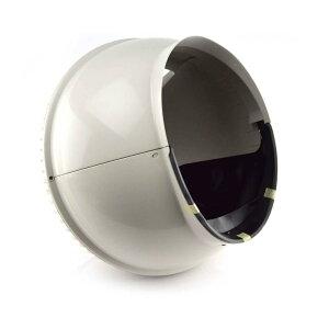 全自動猫トイレ 純正パーツ リッターロボット 3 オープン エア ドーム アセンブリ - ベージュ