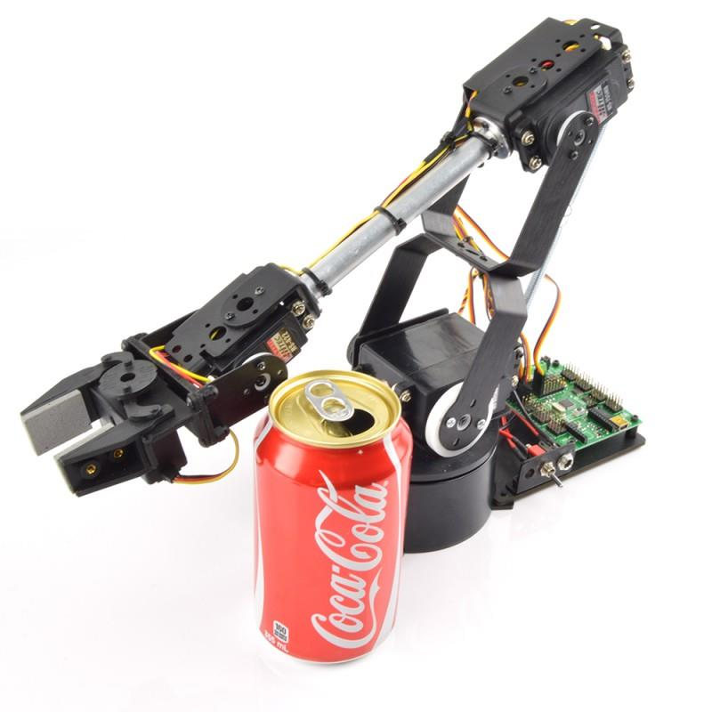 Lynxmotion AL5D PLTW ロボットアームキット