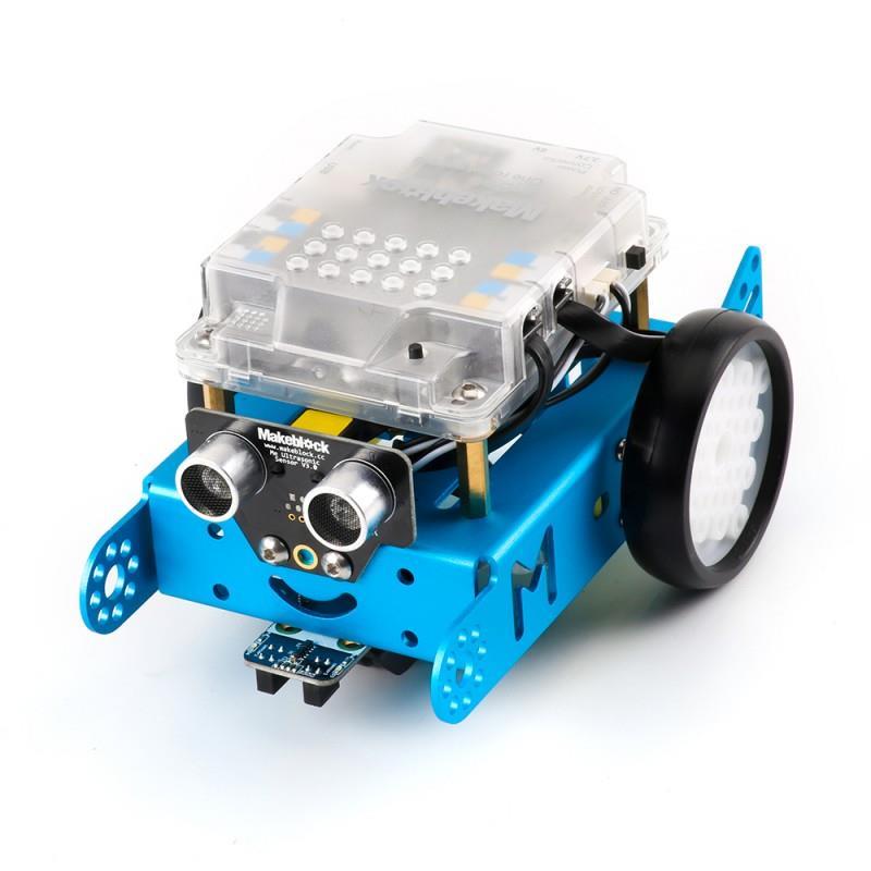 MakeBlock mBot -ブルー教育プログラム可能ロボット(2.4G版)- 日本国外版