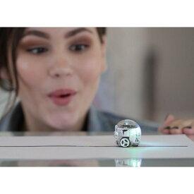 Ozobot Evo インタラクティブロボット(クリスタルホワイト)
