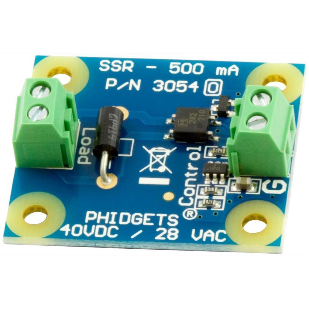 Phidgets SSRリレーボード0.5A