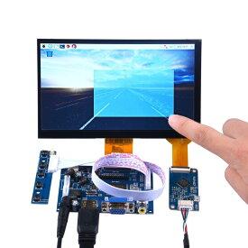 "7"" 1024x600 HDMI LCD タッチスクリーン DIY キット Raspberry Pi用"