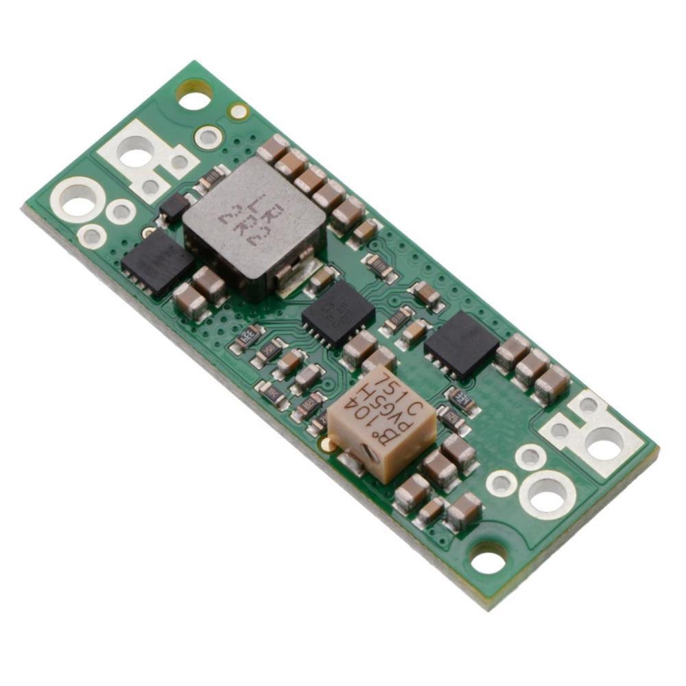 Pololu 4.5-20V微調整昇圧電圧レギュレータU3V70A