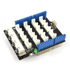 Arduino用 I/Oグローブベースシールド