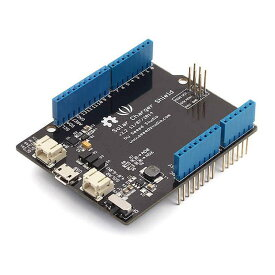 Arduino V2.2用 Seeedstudio 太陽光充電器シールド