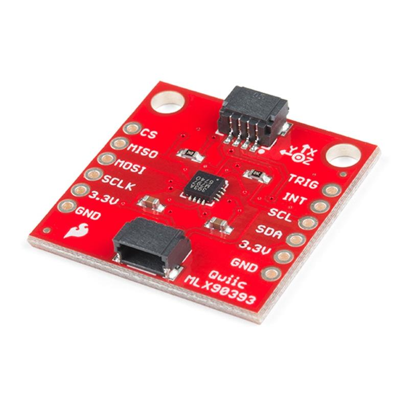 SparkFun三軸磁力計ブレークアウト - MLX90393(Qwiic)