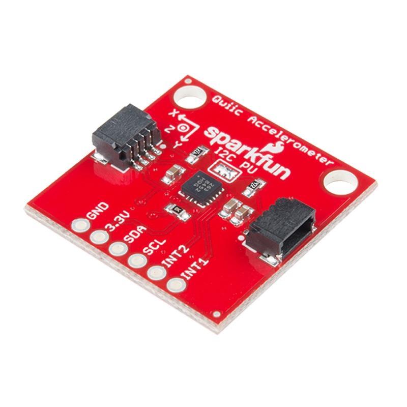 SparkFun±8gトリプル軸加速度計ブレークアウトボード - MMA8452Q(Qwiic)