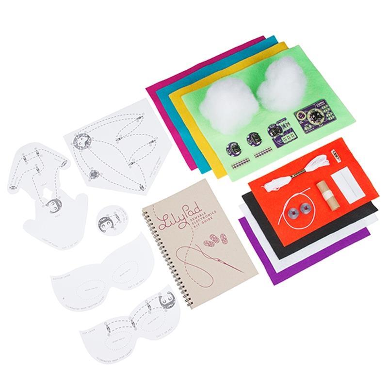 SparkFun LilyPad縫製可能電子キット - スペシャルエディション