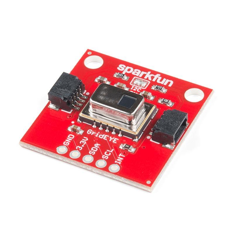 SparkFun Grid-EYE赤外線アレイブレークアウトボード - AMG8833(Qwiic)