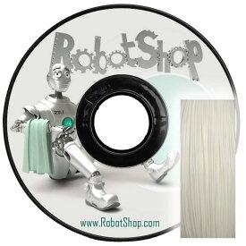 3Dプリンタ フィラメント PLA 白色(ホワイト) スプール 1.75mm 1.0kg