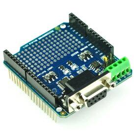 Arduino用RS232 / 485シールド