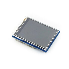 Arduino用2.8インチタッチ液晶ディスプレイシールド