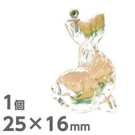 【楽天ランキング2位入賞】スワロフスキー 1個 25mm×16mm×9mm クリスタル 魚/スワロフスキー スワロ クリスタル ガラス ビーズ パーツ ピアス アクセサリー パーツ アニマル 魚 動物 素材