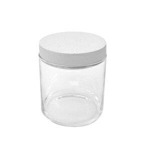 soil ソイル フードコンテナスパイス入れ ガラス容器 キッチン雑貨 調湿 吸水性 小物いれ 砂糖 塩 調味料ケース キッチン収納 蓋付きびん 瓶 ナチュラル 素材 シンプル 乾燥 サラサラ 湿気対