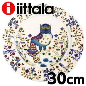 iittala イッタラ Taika タイカ プレート 30cm ホワイト