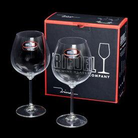リーデル RIEDEL ワイン ピノ・ノワール/ネッビオーロ 6448/7 2個入 ワイングラス