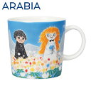 Arabia アラビア ムーミン マグ フレンドシップ Friendship 300ml マグカップ