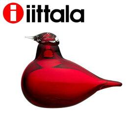 iittala イッタラ Birds by Toikka バード リトルターン クランベリー 75×110mm Little Tern cranberry