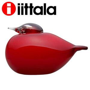 iittala イッタラ バード Birds by Toikka パフボール クランベリー Puffball Cranberry 70×50mm