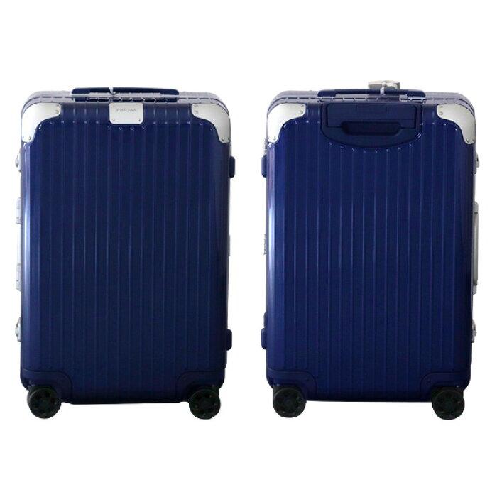 リモワRIMOWAハイブリッドチェックインM62LグロスブルーHYBRIDCheck-InMスーツケース883.63.60.4