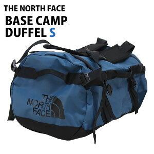 THE NORTH FACE BASE CAMP DUFFEL S ベースキャンプダッフル 50L モントレーブルー×ブラック バックパック ダッフルバック ボストンバック 旅行『送料無料(一部地域除く)』
