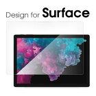 【キズが付きにくい】 Surface Go 2 ガラスフィルム Surface Pro6 液晶保護 フィルム ガラス 保護ガラス 9H 強化ガラス 0.3mm Microsoft マイクロソフト サーフェス