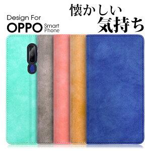 LOOF Vintage OPPO AX7 ケース 手帳型 Reno 10x Zoom A 128GB 手帳型ケース R15 Neo カバー R17 Neo 手帳型カバー R17Pro R15Pro オッポ カード収納 スマホケース ブック型 左利き 左 右利き ベルト無し カードポケ