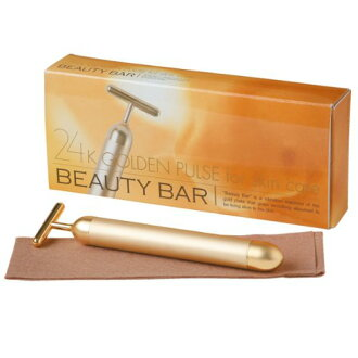 Product made in Beauty Bar 24K beauty bar pure gold supersonic wave beauty face device waterproofing Japan facial care beauty