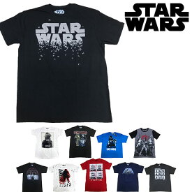 Star Wars (スター・ウォーズ) - メンズ 半袖Tシャツ No.13-25