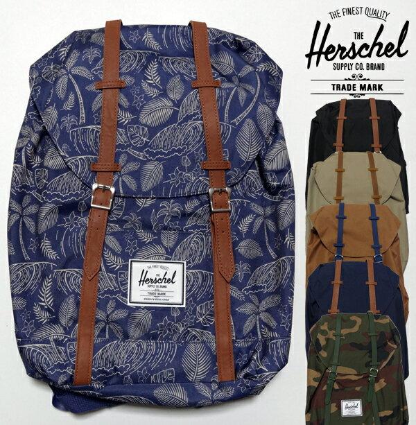 ハーシェル サプライ - Herschel Supply リトリート Retreat リュック backpack バックパック 新色