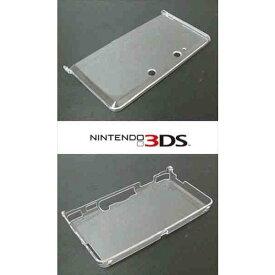 ニンテンドー 3DS 無地 クリア ハード カバー デコベース Nintendo