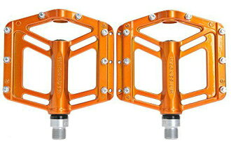 WELLGO MG6 MG 6 MG-6 MTB BMX DH lightweight magnesium pedal bike pedals sealed bearing frame: magnesium, color coating