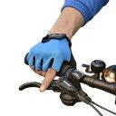 ROCKBROS(ロックブロス)サイクリング 手袋 ハーフフィンガー グローブ スポーツ 手袋【コンビニ受取対応商品】【後払い対応】
