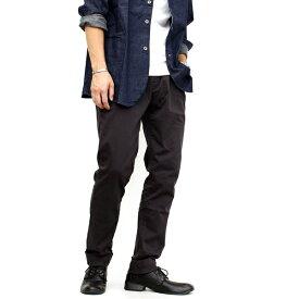 シティ トラウザー ジャパンブルー ジーンズ JAPAN BLUE JEANS メンズ 男性 ブランド トラウザース チノパン タック入り スリム ストレッチ テーパード パンツ 細身 日本製 カジュアル アメカジ トラッド ビジネス ビジカジ フォーマル ベージュ チャコール (62-j232121)