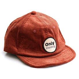 【1つまでメール便OK】 コーデュロイ ボールキャップ ベーシックエンティ BASIQUENTI メンズ レディース ユニセックス ブランド 帽子 ベースボールキャップ BBキャップ サークルワッペン フリーサイズ カジュアル アメカジ ベージュ ブラック オリーブ レンガ (09-bctk01579)