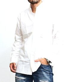 ボタンダウンシャツ メンズ レディース ユナイテッドアスレ United Athle ブランド オックスフォード シャツ 長袖 BDシャツ トップス 無地 おしゃれ カジュアル アメカジ ビジネス フォーマル ストリート 綺麗め ルード ナチュラル ホワイト ブルー グレー (56-126901)
