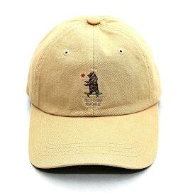 ローキャップ メンズ レディース カリフォルニアハブアナイスタイム CALIFORNIA HAVE A NICE TIME ウェルテイラード Well-Tailored 帽子 ブランド ロウキャップ デニム ツイル キャップ 刺繍 ワンポイント カジュアル アメカジ アクティブジェネレーション (07-kkc163)