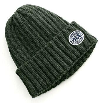 【あす楽対応】【1つまでメール便OK】ニット帽ウェルテイラードWell-Tailored帽子ニットワッチキャップメンズレディースブランドビーニーアクリルニットリブ編みワッペンカジュアルブラックバーガンディーグレーカーキマスタードネイビー(07-cgk050)