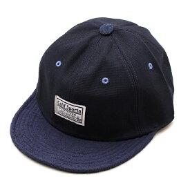 ボールキャップ メンズ レディース ユニセックス ウェルテイラード Well-Tailored 帽子 ブランド キャンバス 異素材 切り替え デザイン ショートブリム ショートバイザー 短ツバ フリーサイズ カジュアル アメカジ アウトドア ベージュ ブラック ネイビー ギフト (07-kkc286)