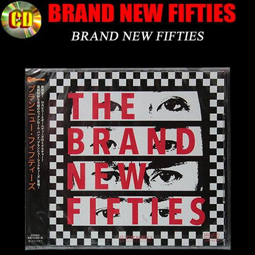 CD◆BRAND NEW FIFTIES◆◆BRAND NEW FIFTIES◆JKRF-6123